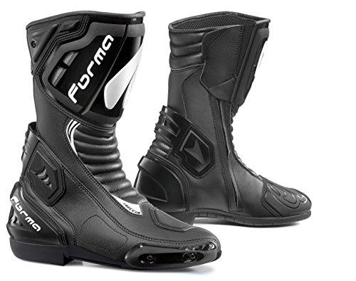 Forma Stiefel Moto Freccia Eichzulassung CE, Schwarz, 38