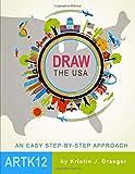 ArtK12: Draw the USA