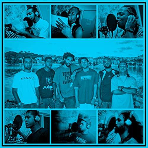 Diego 157 feat. Victor Haggar, Galf, Verídico, The Shoes, Coscarque & DJ Índio