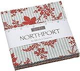 Moda Charm-Set Northport Prints