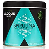 Espirulina Ecolgica Premium para 18 Meses | 600 comprimidos de 500mg con 99% BIO...