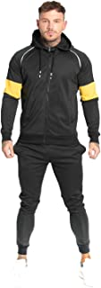 Men's Track Suits 2 Piece, Zip Up Sweatsuit Jogging Suits