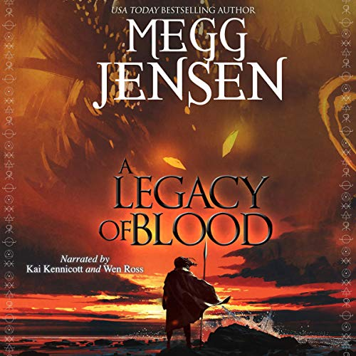 A Legacy of Blood  By  cover art