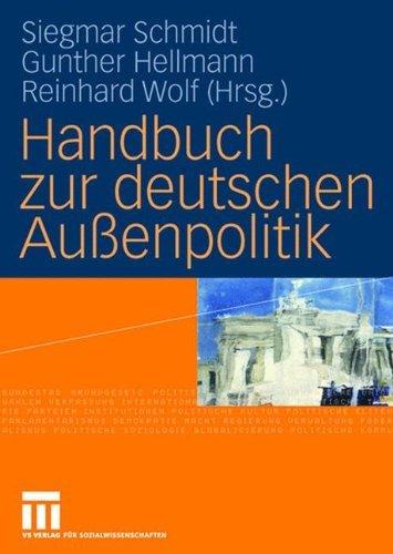 Handbuch zur deutschen Außenpolitik