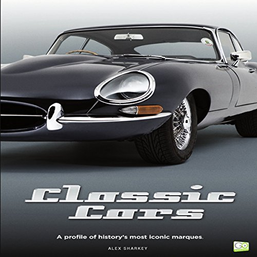 Classic Cars audiobook cover art