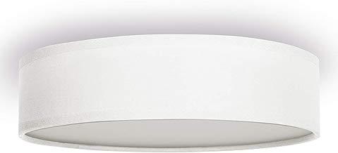 Plafón Mia 6000.542 de Ranex, 40 cm, Blanco