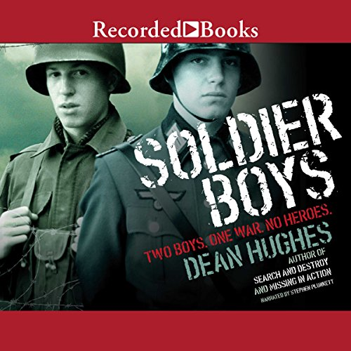 Soldier Boys audiobook cover art
