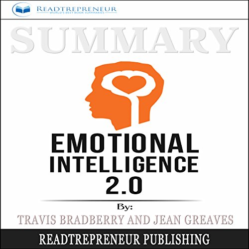 Summary: Emotional Intelligence 2.0 audiobook cover art