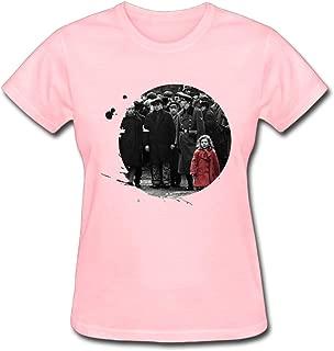 Refined Schindler's List Women's Cotton Short Sleeve T-Shirt