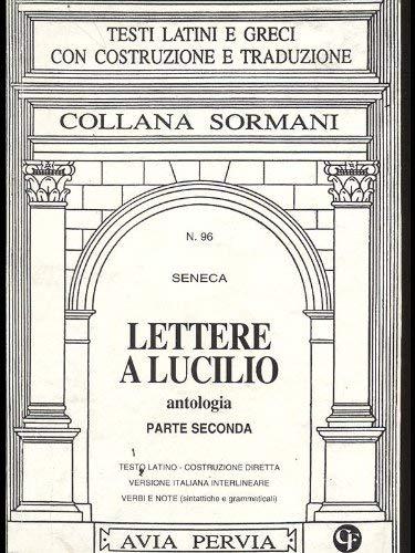 Lettere a Lucilio (Vol. 2)