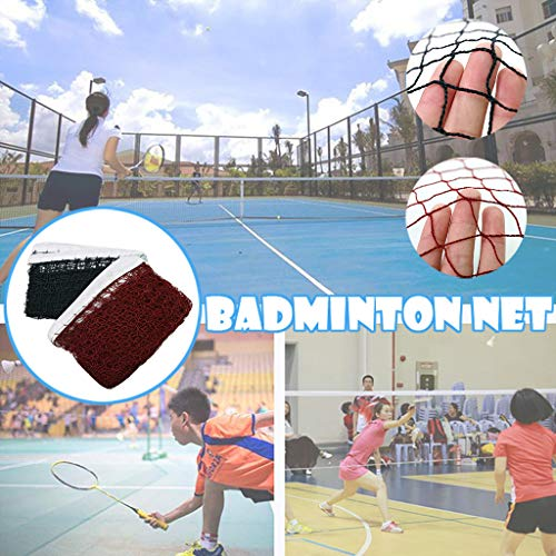 Best Buy! GraPefruiT Portable Badminton Net, Sports Training Stand Net for Volleyball Badminton Cour...