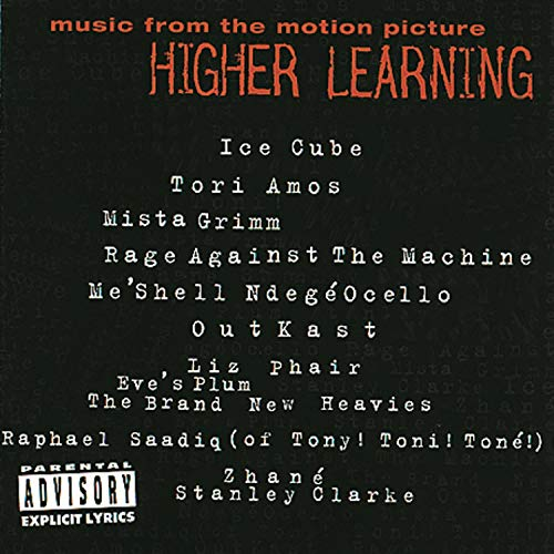 Price comparison product image Higher Learning: Music From The Motion Picture