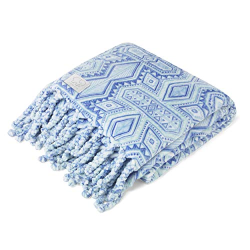 Ivory Ella Rory Fleece Throw Blanket From Ivory Ella Accuweather Shop