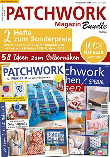 Patchwork Magazin Bundle 1/2020