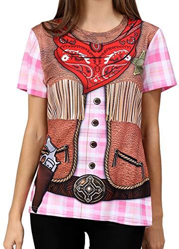 - Cowboy Und Cowgirl Halloween Kostüme