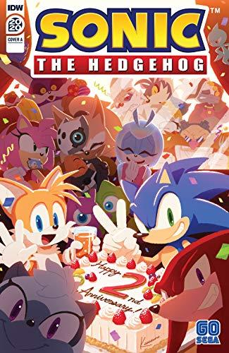 Sonic the Hedgehog Annual 2020 (Sonic The Hedgehog (2018-)) (English Edition)