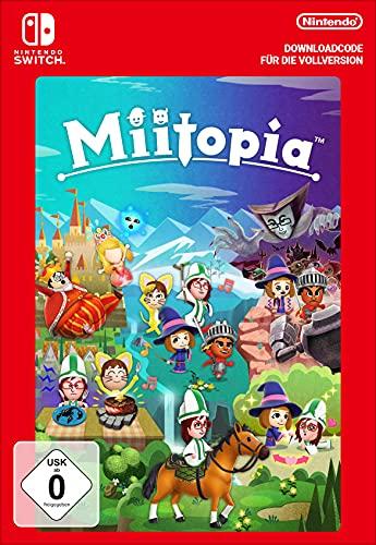 Miitopia Standard   Nintendo Switch - Download Code