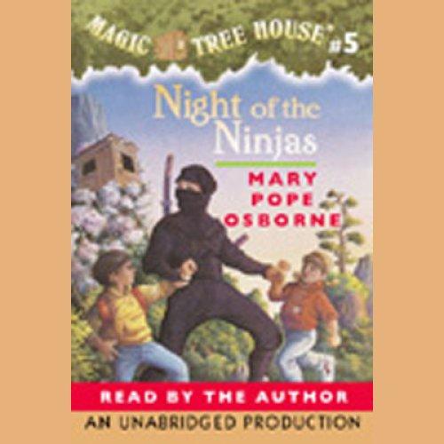 Night of the Ninjas: Magic Tree House, Book 5