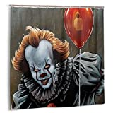 Shower Curtain Pennywise-Kid Polyester...