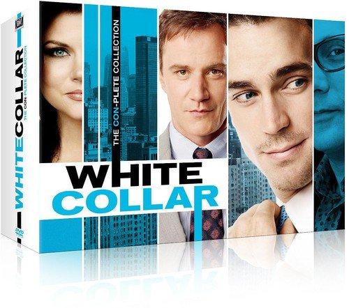 White Collar: The Con-Plete Collection [DVD] [Italia]
