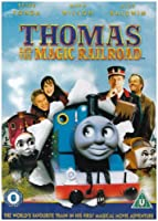 Thomas and the Magic Railroad [DVD]