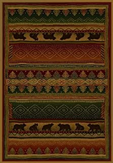 Best lodge look rugs Reviews
