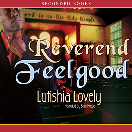 Reverend Feelgood audiobook cover art