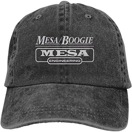 Preisvergleich Produktbild NA Unisex Cowboyhut mit Mesa-Logo,  verstellbar,  für Erwachsene