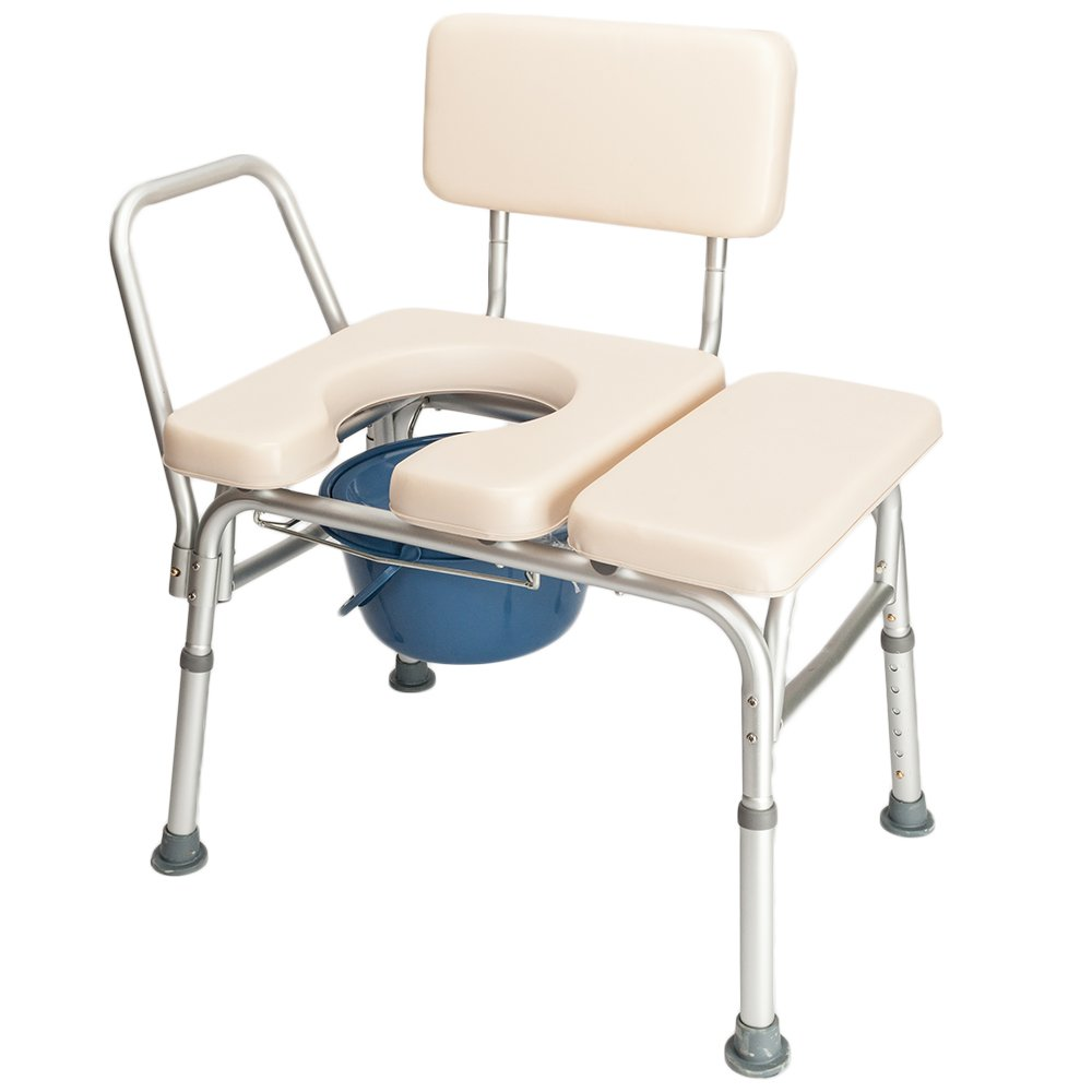 Commode Bathroom Wheelchair Disabled Pregnant