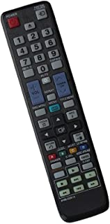 Universal Replacement Remote Control Fit for Samsung HT-C5500/XAC HT-C5530 HT-C5550 3D Blu-ray DVD Home Theater System