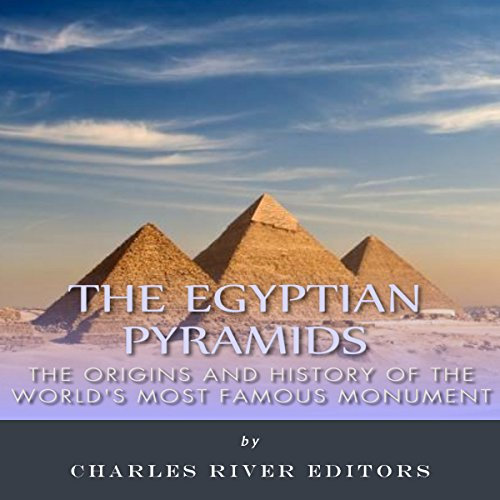 The Egyptian Pyramids audiobook cover art
