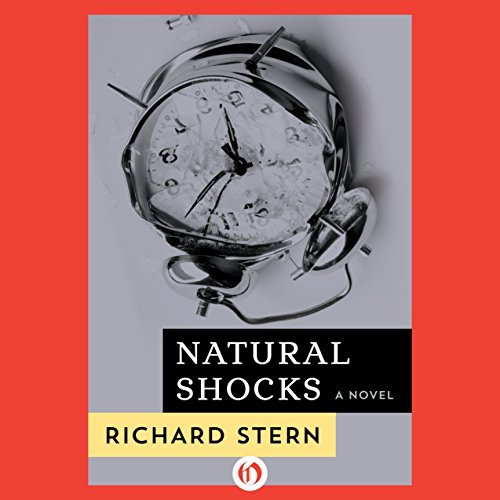 Natural Shocks audiobook cover art