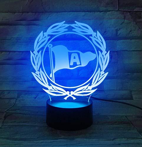 DSC ARMINIA BIELEFELD Lampe LED Nachtlicht