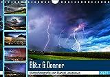 Blitz & DonnerAT-Version (Wandkalender 2021 DIN A4 quer)