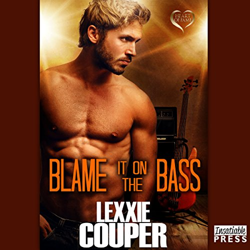 Blame It on the Bass audiobook cover art