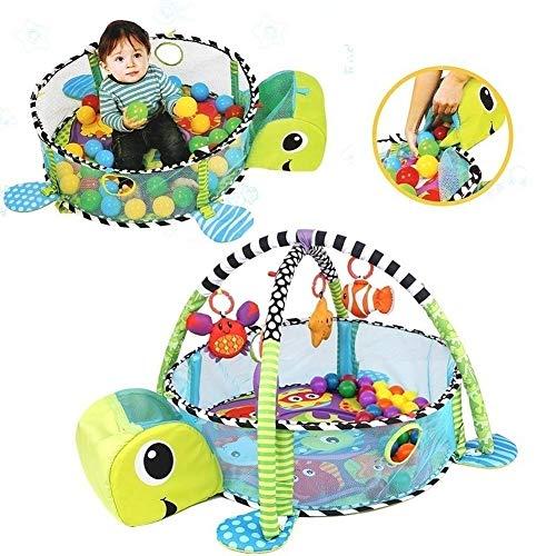 NETTE Babyspielmatten CarUSon USys Infant Bodendecke Pädagogisches Gym Matten Kinder Teppich Aktivität