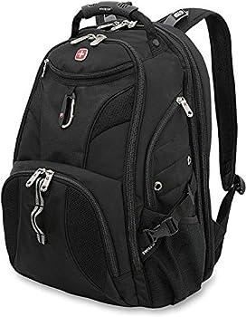 SwissGear Scansmart Laptop Backpack Black 19-Inch