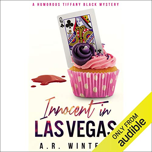 Innocent in Las Vegas audiobook cover art