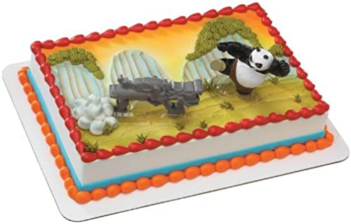 mejor marca Kung Fu Panda Panda Panda 2 Kaboom of Doom Cake Topper Party Supplies by CelebrateExpress  diseñador en linea