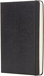 """AmazonBasics Daily Planner and Journal for 6 Months Coverage - 5.8"""" x 8.25"""", Hard Cover (B078GVYRZG) 