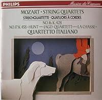 Mozart;Quartets 16 + 17