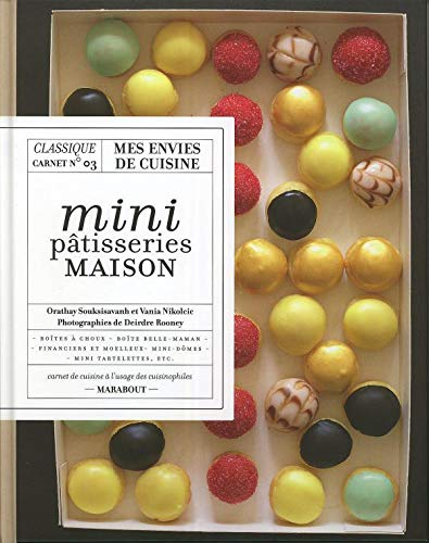 Mini pâtisseries maison