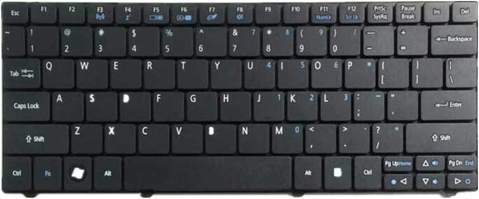 Laptop Keyboard for ACER Aspire favorite Award Colour Black E1-431 E1-431G