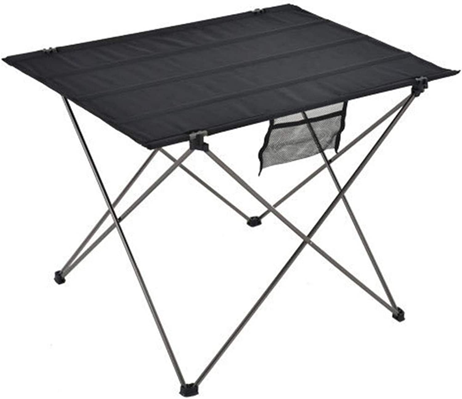 Camping Table Compact Foldable Roll Up Table with Carrying Bag for Picnic Camping Fishing