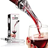 VINABON Wine Aerator Pourer 2021- Premium Wine Air Aerator & Wine Pourer Spout