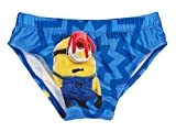 Despicable Me Minions Official Boys Swimming Briefs 8Years Turquoise