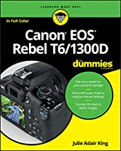 Canon EOS Rebel T6/1300D For Dummies (For Dummies (Lifestyle)) PDF