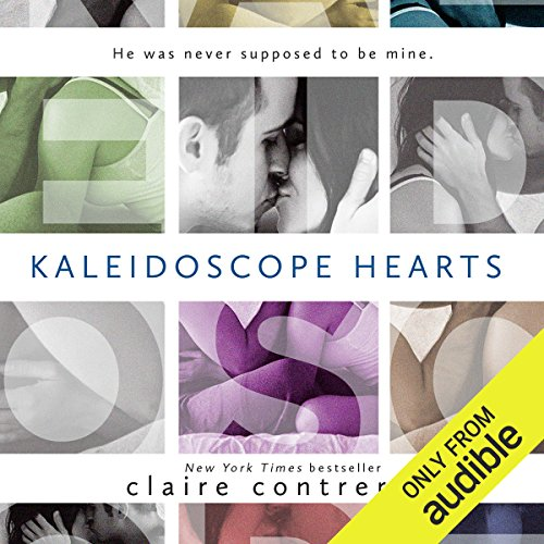 Kaleidoscope Hearts audiobook cover art