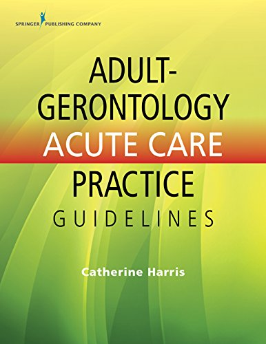 516q9MyJuOL - Adult-Gerontology Acute Care Practice Guidelines