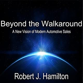 Beyond the Walkaround audiobook cover art